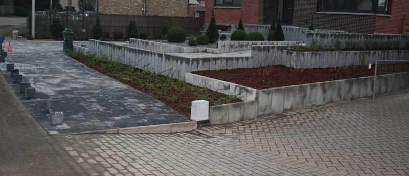 Frieda Pollaris Tuinaanleg in Herk-de-Stad | opritten en terrassen
